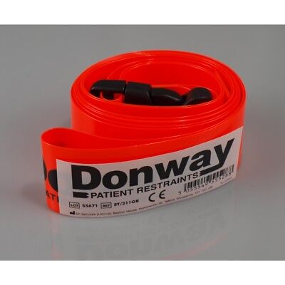Donway Patient restraints for Emergency use on Backboards / Spinal Boards