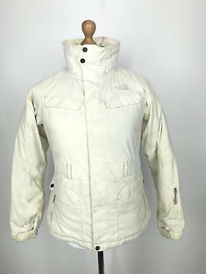 f1ed134be THE NORTH FACE Womens 600 Down Parka Jacket Coat | Puffer HYVENT | Medium  White