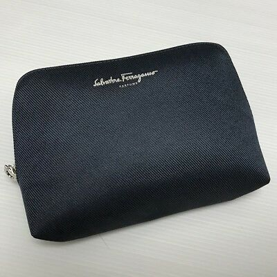 Aeroflot Russian Airlines Empty Amenity Pouch Bag by Salvatore Ferragamo