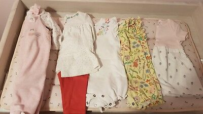 Baby girl clothes 3-6 months bundle outfits