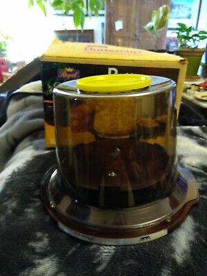 Vintage Popcorn Popper REGAL BUTTERCUP Automatic Electric Corn Popper New in Box