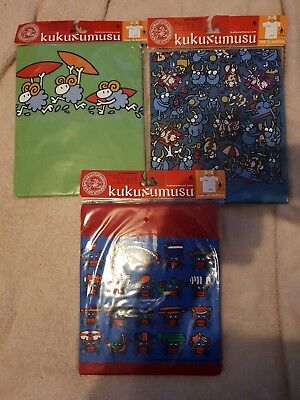 3 x  Kids Childrens T Shirts - Brand New KUKUXUSU (6-8years)