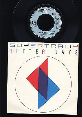 Supertramp - Better Days - Brother Where You Bound - GERMANY