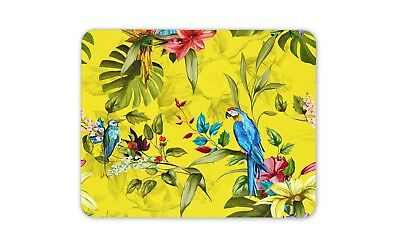 AB-PA76M African Grey Parrot Computer Mouse Mat Christmas Gift Idea