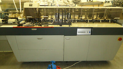 Bell & Howell Kuvertiermaschine 6 Stationen ( modernisiert )