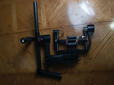 DJI Ronin-M Professional 3-Axis Handheld Gimbal Stabilizer (Read)