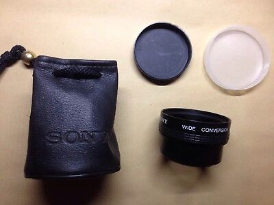 Sony Wide Angle Conversion Lens X0.7 VCL-0746B
