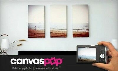 CanvasPop Gift Card - $25 Email Delivery