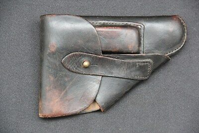 Pre WWII German Sauer 38H Pistol Holster Commercial  No Reserve