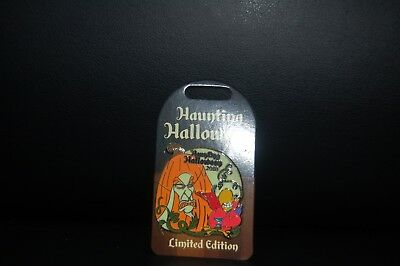 Disney Parks Jafar Haunting Halloween 2018 Limited Edition Trading Pin Free Ship