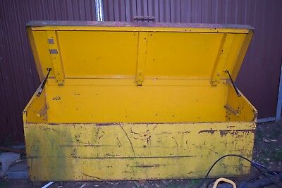Site Box storage toolbox safe  cabinet construction Gang Box