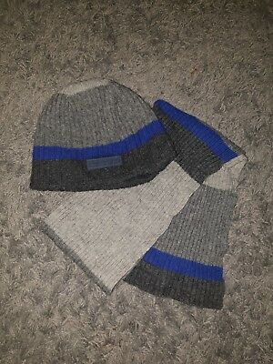 Next Scarf and Hat Boys Age 7-10 Years
