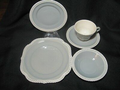 Harker Pate sur Pate  * YOU PICK * plates bowls  and MORE Gray  Chesterton Ware