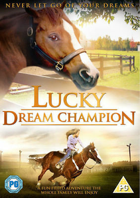 Lucky Dream Champion film *New/sealed family DVD* FREEPOST/ FULLY GUARANTEED*
