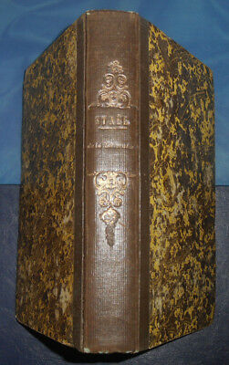 1830 ANTIQUE BOOK HISTORY OF LITERATURE FROM ANTIQUITY TO 18thC PHILOLOGY EUROPE