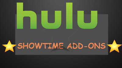 Hulu No Commercials ⭐Showtime Add-ons ⭐ LifeTime-warranty
