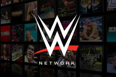WWE Network Premium 12 MONTHS [FAST DELIVERY] MONEY BACK GUARANTEE