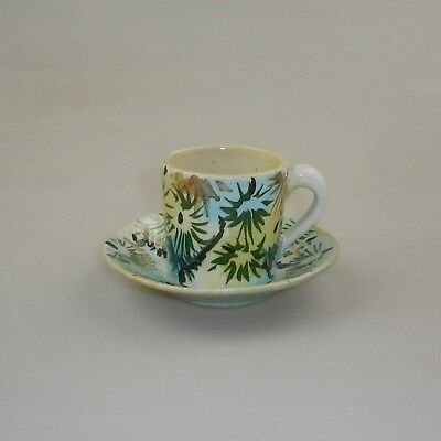Arthur Merric Boyd  Amb Pottery Cup And Saucer