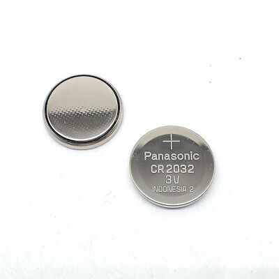 Japan Panasonic CR2032 button battery 3V bare battery car key  1PCS
