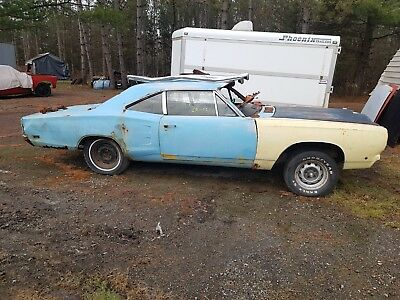 Dodge: Coronet Superbee 1969 Dodge Superbee