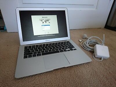 MacBook Air (13 inch, Mid-2012, core i5, 1.8GHz)