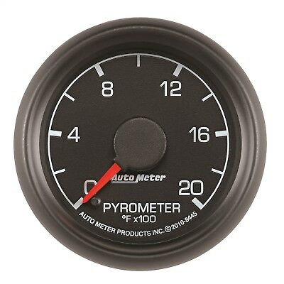AutoMeter 8445 Ford Factory Match Pyrometer/EGT Gauge