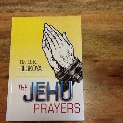 The Jehu Prayers by Daniel Olukoya (2012, Paperback)