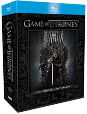 Game of Thrones: The Complete First Season =Region B BluRay,sealed=