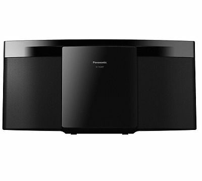 Panasonic SCHC297EBK Micro Hi-Fi System with DAB BLUETOOTH WIRELESS CONNECTION