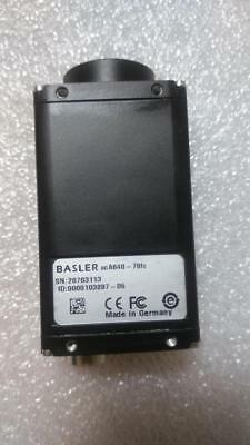 1PC Used BASLER scA640-70fc industrial camera test