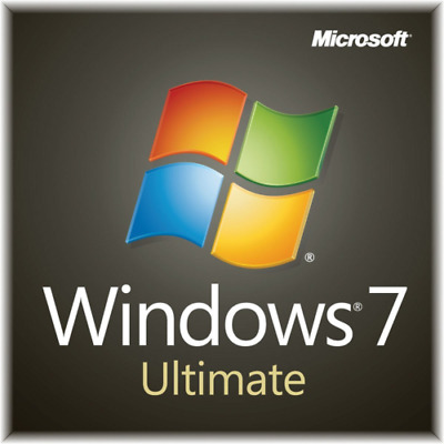 Microsoft Windows 7 ULTIMATE 1 PC 32/64 Bit Product key + Download Link