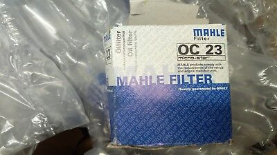 mahle oc 23 oil filter Ford volvo