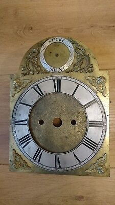 antique clocks parts, bracket clock dial