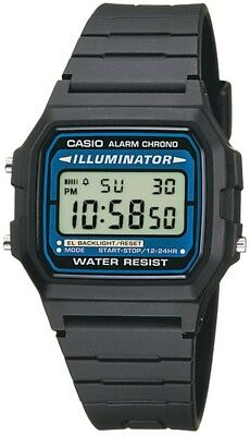 CASIO Men's Digital watch   F-105W-1AWYEF Brand New RRP £35