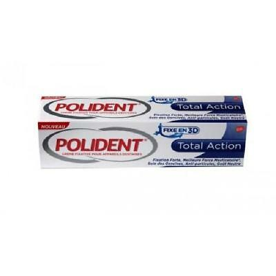 Polident Creme Fixative Total Action 6850