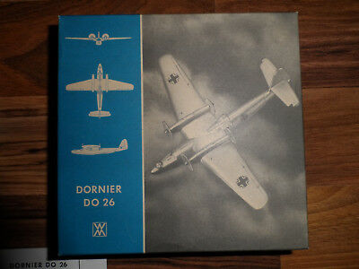 Wiking Flugzeugmodelle 1:200 Dornier DO 26 OVP MIB