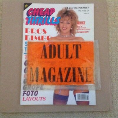 Vintage Men's magazine vol 1 number 24