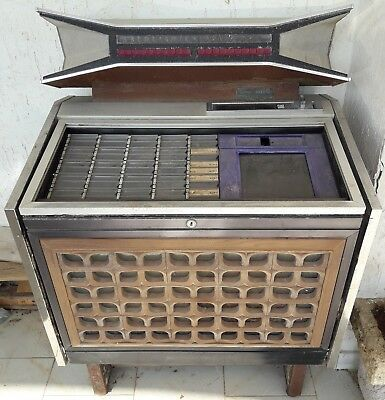 Jukebox Rowe AMI CD II