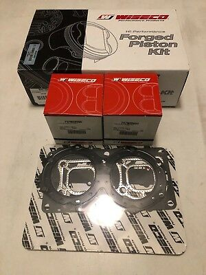 Wiseco Top End Piston Kit 1996-97 Yamaha 760 2.00mm Over to 86.00mm
