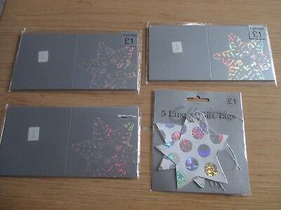 20 M&S Marks and Spencer Christmas Gift Present Tags