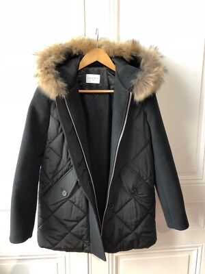 NEUF   MANTEAU Sandro taille M collection automne hiver 2017-2018 ... 715509206d6