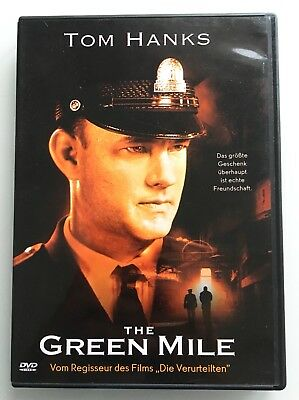 The Green Mile mit Tom Hanks DVD Sammlung Drama Thriller