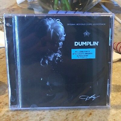 Dolly Parton **Dumplin' (Original Soundtrack) **BRAND NEW CD