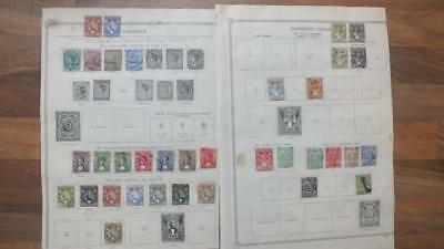 Zanzibar  Mint  And Used     Stamps Collection  Huge Hcv