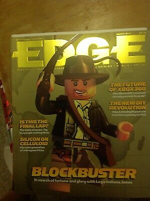Edge magazine issue 186 March 2008