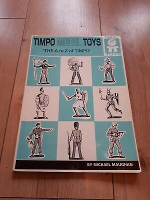 Timpo Model Toys The A to Z of Timpo von Michael Maughan Zustand lt. Bild
