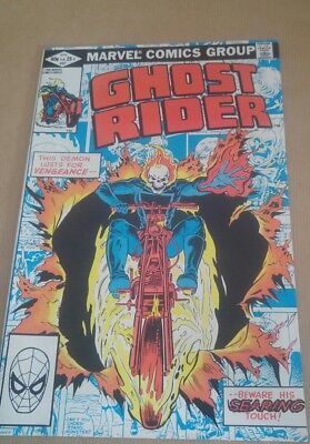Ghost Rider Issue 67 Marvel 1982