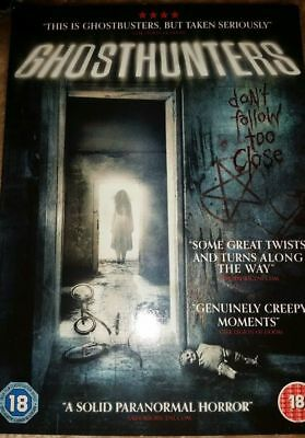 Ghosthunters *New/sealed HORROR DVD* FREEPOST/ FULLY GUARANTEED*