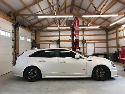 2011 Cadillac CTS  2011 CTS V Wagon - Automatic - Low miles - Tastefully modded