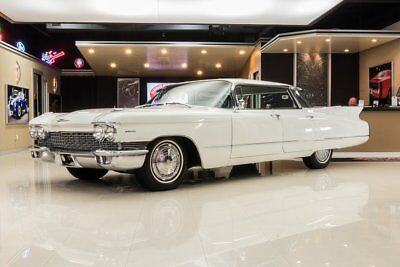 1960 Cadillac Series 62 Hardtop Fully Restored Series 62, 4-Door Hardtop! Cadillac 390ci V8, Automatic, PS, PB